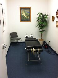 Chiropractic Flexion/distraction Table By Lloyd