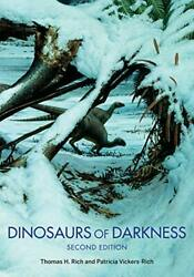 Dinosaurs Of Darkness, Second Edition Life Of The Past, Rich, Vickers-rich-.