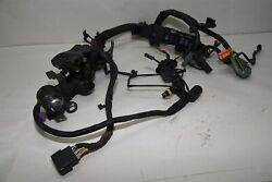 08 Harley-davidson Xl1200c Sportster Wiring Harness Ignition Switch And Key