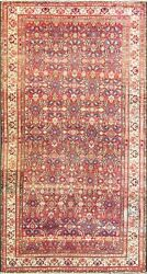 5and0399 X 11and0395 Antique Melayer Long Carpet Runner Gallery C-190016414