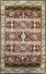 6and0397 X 10and0397 Scandinavian Carpet Vintage Rug C-1940 Excellent 16020