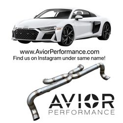 2020 Audi R8 Exhaust - Avior Performance - Made In Usa