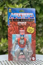 Mattel Masters Of The Universe Origins Stratos Action Figure Free Shipping