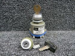 C292501-0105 M/n A-510 Cessna A158f Gerdes Products Co Ignition Switch Set W/