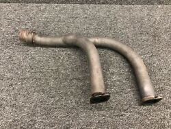 28278-002 Piper Pa23-250 Lycoming Io-540-c4b5 Exhaust Stack Outbd Lh Engine