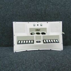 51255-005 Piper Pa-31t Overhead Control Panel Assembly C20