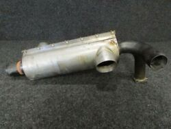 40b22318 Lycoming Tio 540-aj1a Pipe Exhaust Cylinder 2