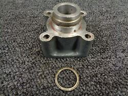 61098 Mooney M20e Lycoming Io-360-a1a Adapter Assy Vac. Pump W/ Washer