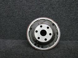 77579 Aerostar 601p Lycoming Tio-540-aa1a5 Starter Ring Gear Support W/ Ice Ring