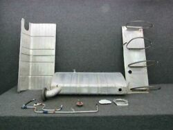 35-511a Beech B35 Auxiliary Gas Tank Kit W/ Covers Straps And Cap