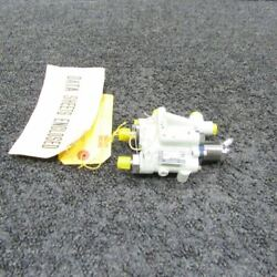 394300-3-1 Airesearch Flow Divider And Drain Valve W/ Data Sheets Sa