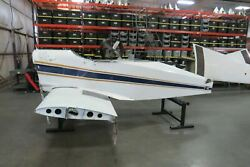 Thorp T-18 Fuselage Assy W/ Bill Of Sale, Data Tag And Log Books
