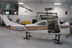 Cessna 182l Fuselage Assy W/ Airwothiness, Bill Of Sale, Data Tag And Log Books