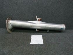 Cessna 195a Bays Aircraft Auxiliary Oil Sump Assy W/ 337 Paperwork