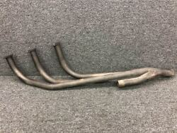28279-003 Piper Pa23-250 Lycoming Io-540-c4b5 Exhaust Rear Outbd Rh Engine