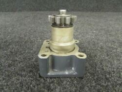 67536 Piper Pa46-350p Lycoming Tio-540-ae2a Vacuum Pump Adapter W/ Gear