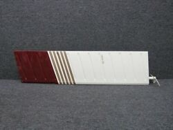 63540-002 Use 65342-802 Piper Pa28r-180 Rudder Assy