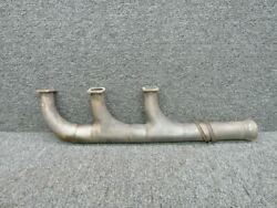 0850660-6 Cessna 320 Continental Tsio-470-b Exhaust Stack Assy Lh New Style