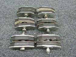 00-13775-01 Piper Pa-31t Engine Mount Set Of 6