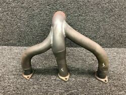 65039-000 Piper Pa28-235 Lycoming O-540-b1b5 Exhaust Stack Rh