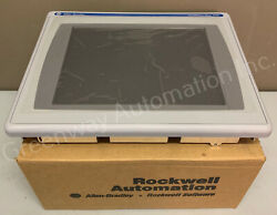 New Allen Bradley 2711p-rdt12h Color Display For Panelview Plus Guaranteed