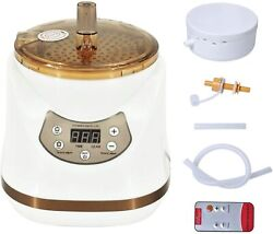 Portable Sauna Steamer Pot 2l For Home Spa Shower Body Relaxation Spa Machine