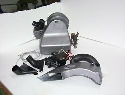 1953-1954 Chevy Chevy Quality Restoration Of Deluxe Heater 12 Volt W/controller