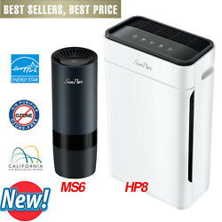 Air Purifier for Extra Large Rooms with Medical Grade H13 HEPA Filter 800SqFt
