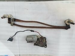 1969 Charger Super Bee Gtx Road Runner 3 Spd Wiper Motor And Linkage B Body