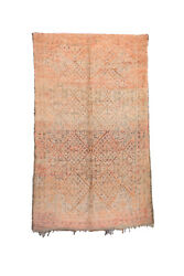 Moroccan Rug Vintage Beni Mand039guild 5and03910 X 9and03910 / 177 X 300 Cm