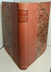 Rare 1887 Limited 100 Copies The Modern Binding By Uzanne 2 Engravings 72 Plates