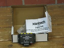 Xantech 789-44 - One Zone Four Source Connecting Block