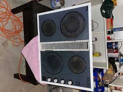 Jenn Air Cooktop Electric Downdraft Whole Units Or Parts