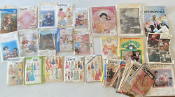 50+ Vintage Doll Clothes And Doll Patterns - Barbie Cabbage Patch And More