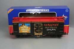 Usa Trains 16446 Carling's Old Pirate Lager Beer Reefer Car 69496