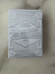 Rare Theory11 Playing Cards - Monarchs - Eleven Madison Park Custom Edition