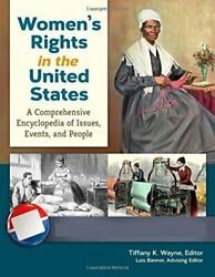 Womenand039s Rights In The United States [4 Volumes] Wayne-.