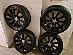 4 Oem Audi Wheels Rotor S-line A5 S5 B8 Oem 8t0601025br. Tires Not Included
