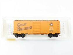 N Scale Micro-trains Mtl 20190 Gn Great Northern 40' Boxcar 18007