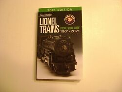 2021 Edition Greenbergand039s Lionel Trains Pocket Price Guide 1901-2021