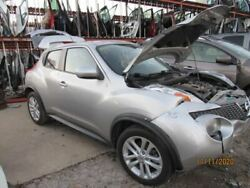 Silver Kyo Driver Left Front Door Electric Fits 11-12 Juke 1223504