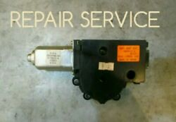 Repair Service For Nissan 350z Convertible Top 5th Bow Motor 2003 Thru 2008