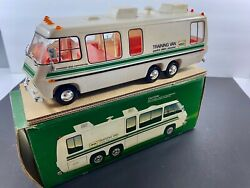 1980 Hess Toy Truck Training Van New Gas Oil Station Personnel