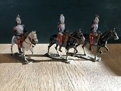 Lucotte Rare French.cuirassiers Of 1914. Early Pre War C1918