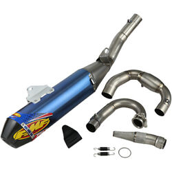Yamaha Yz450f Wr450f 18 19 Fmf Racing Megabomb System And 4.1 Rct Titanium Exhaust