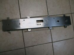Viking Range/stove/oven Stainless Steel Control Panel Trim Console B9202942