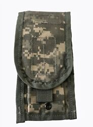 U.s. Military Molle Ii M 4 Double Mag Pouch Magazine Clip Nsn 8465-01-525-0606