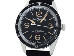 Bell And Ross Vintage Br123 Sport Heritage Br123-92 Ss Auto Menand039s Watcha51296