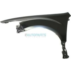 New Left Fender Steel Fits 2009-2013 Mazda 6 Ma1240160 Gs3l52210a