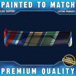 New Painted To Match - Rear Bumper Cover Replacement For 2018-2021 Ford Mustang